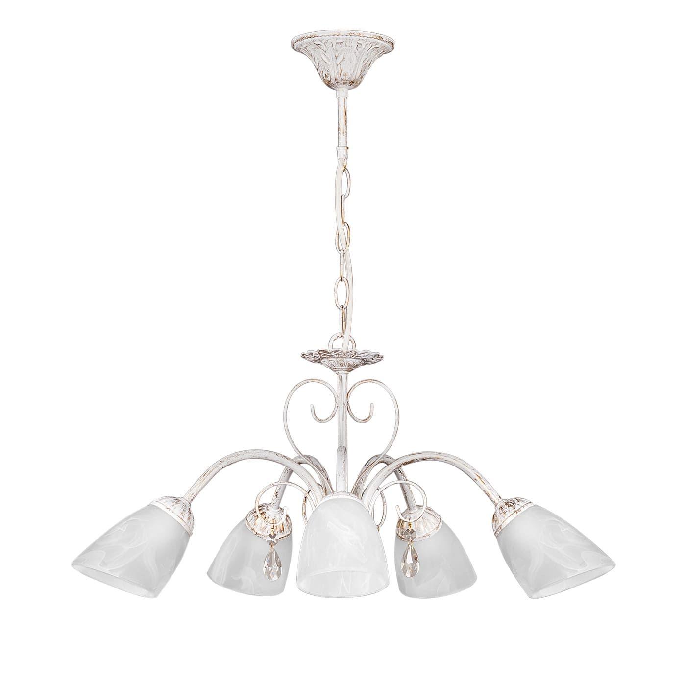 PETRASVET / Pendant chandelier S2005-5, 5xE14 max. 60W