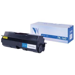 Laser cartridge NV PRINT (NV-TK-160) for KYOCERA FS-1120D / 1120DN / ECOSYS P2035d, yield 2500 pages
