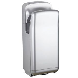 BXG-JET-7000C hand dryer, 1750 watt power, plastic, chrome
