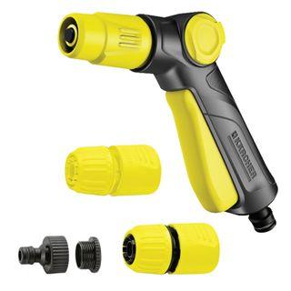 KARCHER watering pistol (KERHER), pressure adjustment, plastic, accessories included