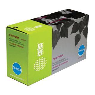 Toner cartridge CACTUS (CS-CF033A) for HP ColorLaserJet CM4540, magenta, yield 12,500 pages