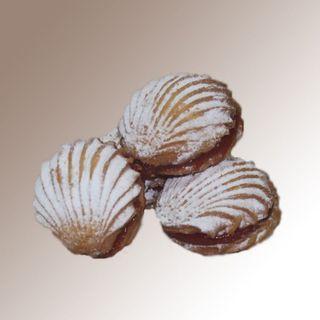 """Shortbread """"Shell"""""""