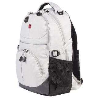 Backpack WENGER universal, light-grey, reflective elements, 22 l, 33х15х45 cm