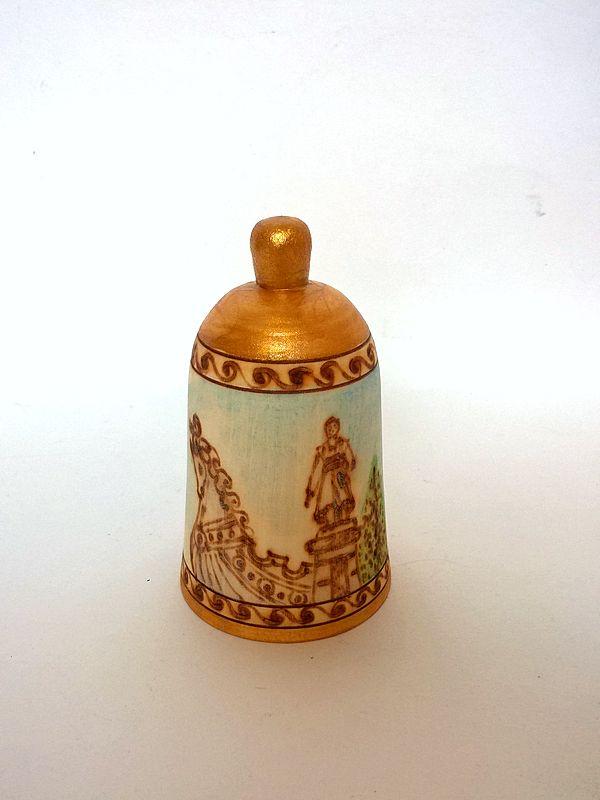 """Tver souvenirs / Bell """"A. Nikitin"""""""