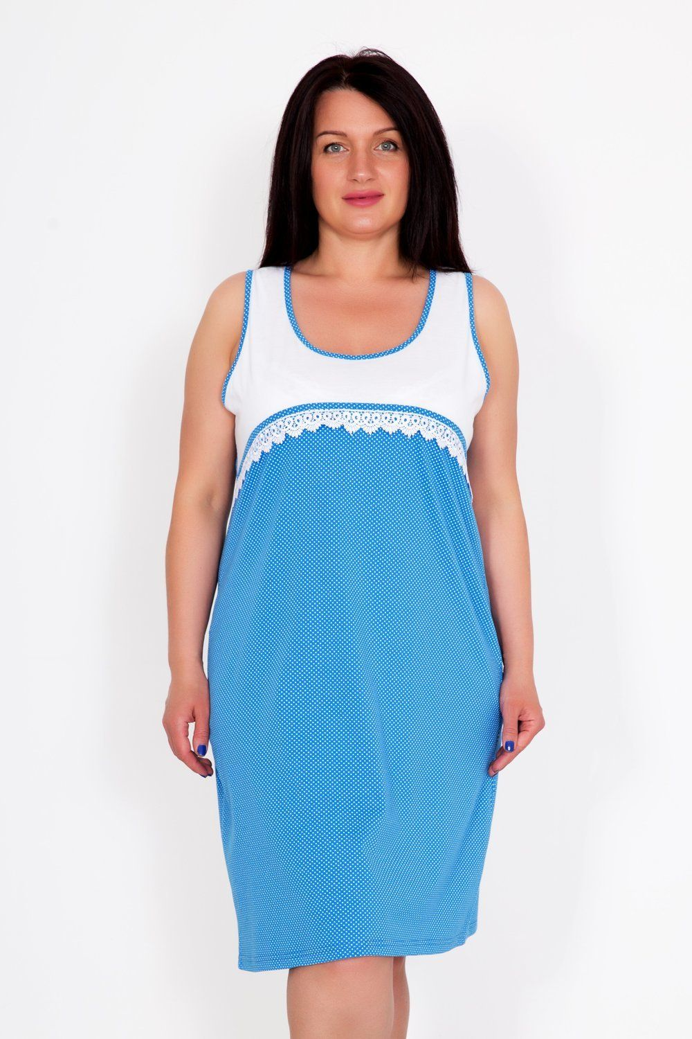 Lika Dress / Nightdress Daryana S Art. 5206