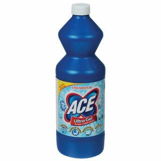 1 litre ACE for white fabric bleaching and cleaning, gel
