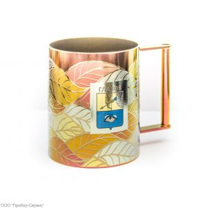 Zirconia Tea Mug