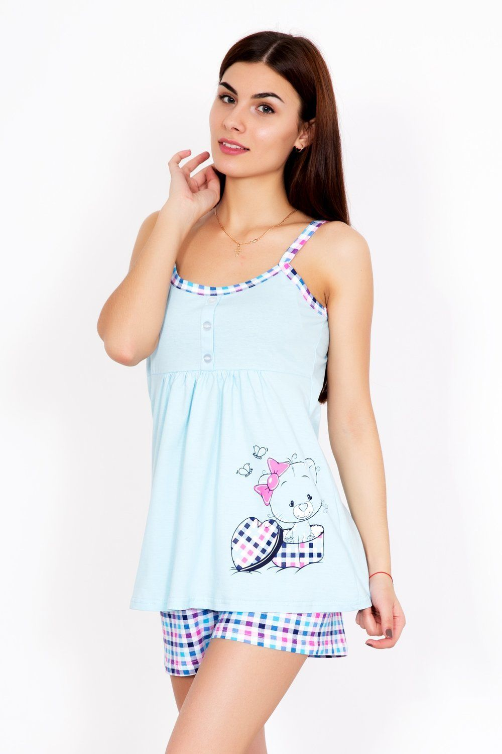Lika Dress / Pajamas Kitten S Art. 5211