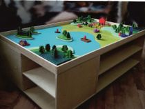 Mobile games table