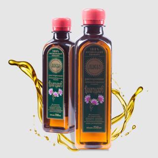 "Oil of milk thistle ""Vologda"", 250 ml."