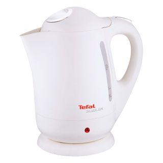 Kettle TEFAL BF925132, 1.7 litres, 2400 w, closed heating element, plastic, white