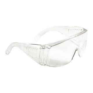 SIBRTECH / Open type goggles, transparent, impact-resistant polycarbonate