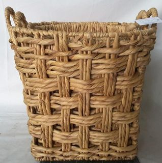 Wicker baskets, 3 pcs.
