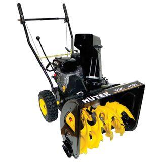 Snowplow petrol Huter SGC 4100, 4.1 kW, capture: width 56 cm/height 52 cm, self-propelled