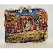 Decorative ceramic panels