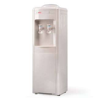 Water-cooler-cooler FREE FREE AND FREE, AEL L-AEL-016, floor, 2 taps, white, 00015
