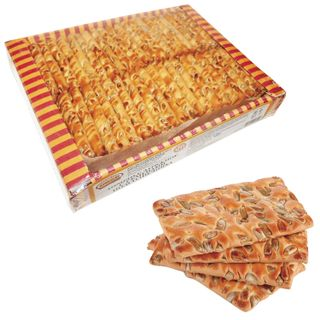 OZBI FAMILY / Biscuits with sunflower seeds, 600 g, corrugated box
