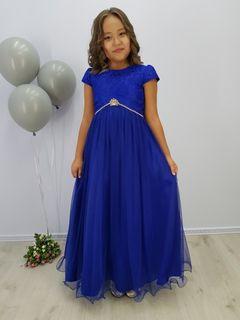Children's elegant dresses - Silvia (wholesale from the manufacturer)