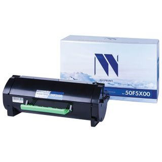 Laser cartridge NV PRINT (NV-50F5X00) for LEXMARK / MS410dn / MS415dn / MS510dn / MS610dn, yield 10,000 pages