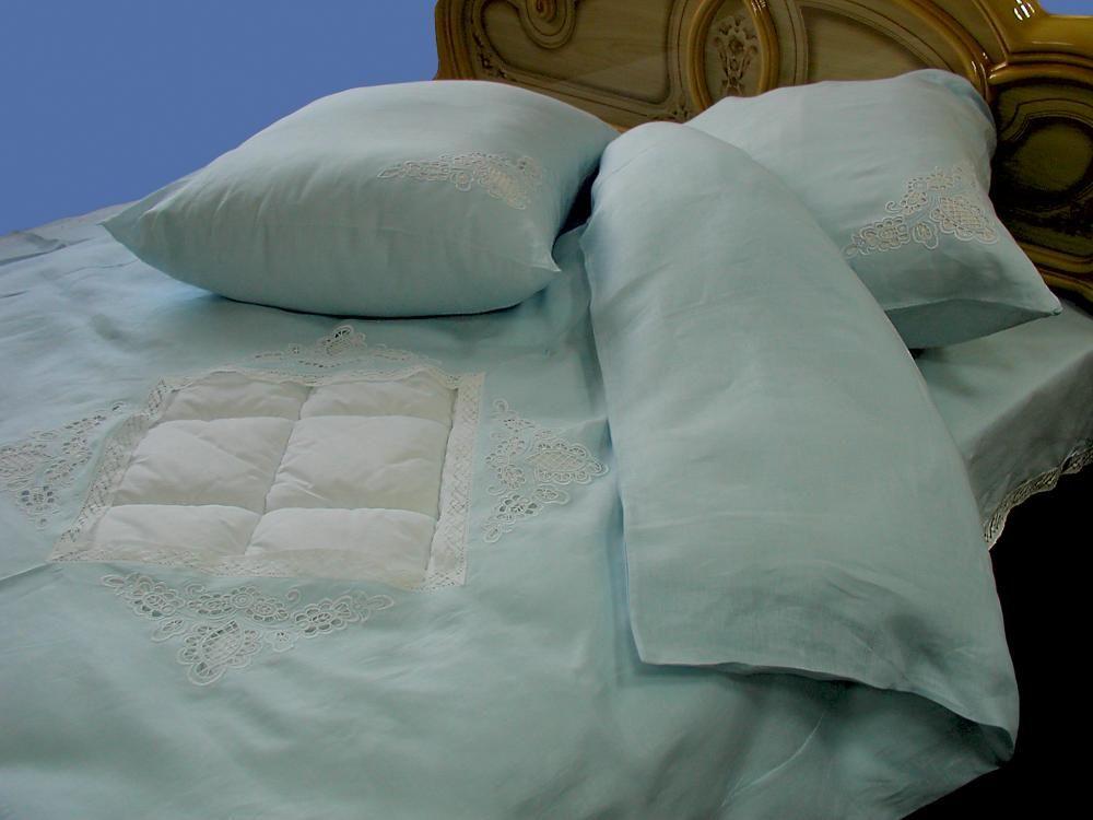 Bedding set blue