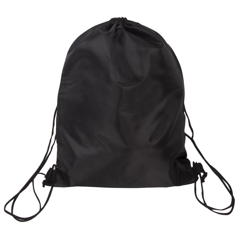 Shoe bag BRAUBERG, durable, lace, black, 42x33 cm