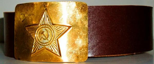 Matryoshka Factory / Soldier's Belt
