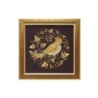 Torzhok gold embroidery / Panel