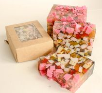 Candy - handmade soap bar 1kg milotto