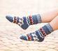 Bright Children's Wool Socks - view 1