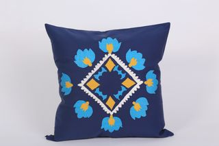 LA`AL Textiles / Pillow cases - blue (a)
