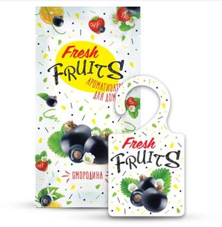 Fresh fruits fragrance for home Smorodina