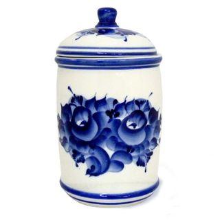 Bank Flower 2nd grade, Gzhel Porcelain factory