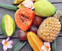 Fresh fruits from STG company