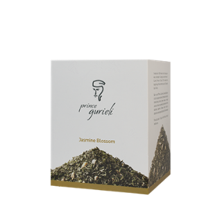 Prince Gurieli / Blooming Jasmine tea in pyramids 20 pcs. 40g each.