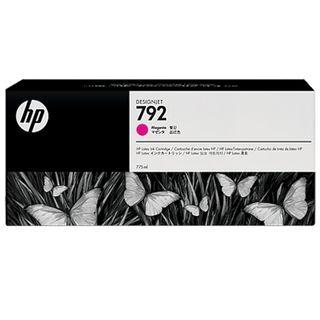 HP (CN707A) Magenta Original DesignJet L26500 Inkjet Cartridge # 792