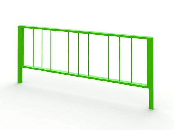 Guardrail I909 powder paint