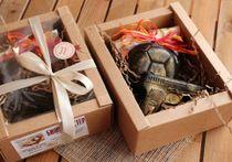 Manly - men's handmade soap gift set