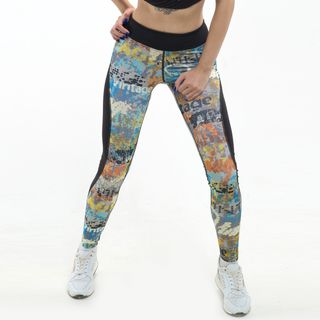 STREET DANCE leggings Womens ZOZH