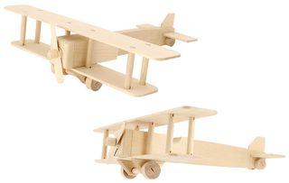 The model for creativity - Plane biplane, 27 elements series