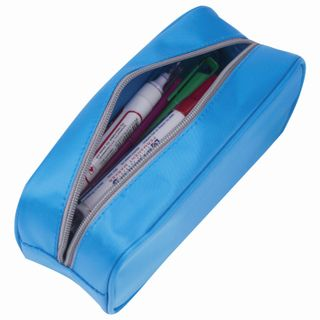 Pencil case-cosmetic bag BRAUBERG, soft,