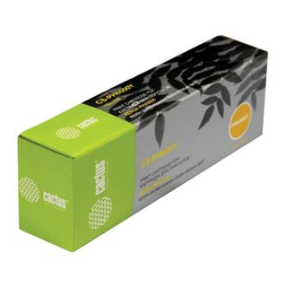 Laser cartridge CACTUS (CS-PH6500Y) for XEROX Phaser 6500 / WC6505, yellow, yield 2500 pages.