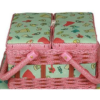 Packaging Casket for needlework
