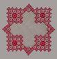 Napkin linen decorative - view 2