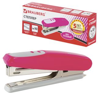 Stapler No. 10 BRAUBERG