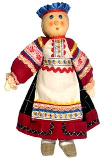 Doll gift. Girl. Masha.