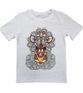 Children's t-shirt with special effects GIRAFFE - view 2
