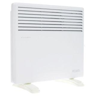 RESANTA OC-1000, 1000 W, mechanical control, flooring, white