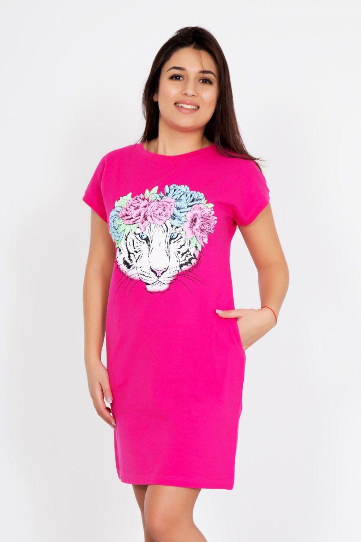 Lika Dress / Dress-Lika Dress / Tunic Elvira Art. 3186
