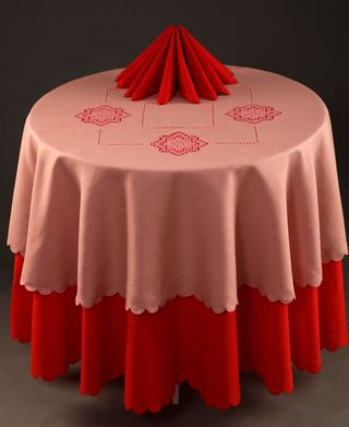 Tablecloth round pattern 22 / 90-97