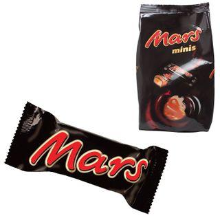 MARS / Minis Chocolate Bars, 182 g